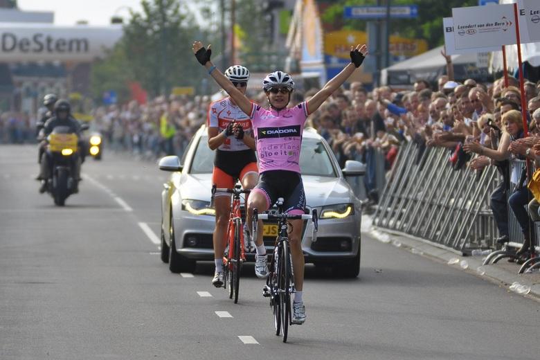 Kampioen - De beste wielrenster van de wereld Marianne Vos