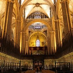 kathedraal Barcelona