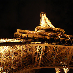 Eifel Tower @ Night 2