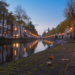 Het Rapenburg Leiden