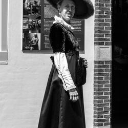 De vrouw van Johannes Vermeer
