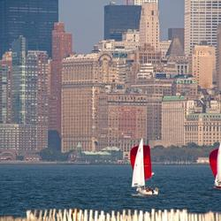 Sailboats New York