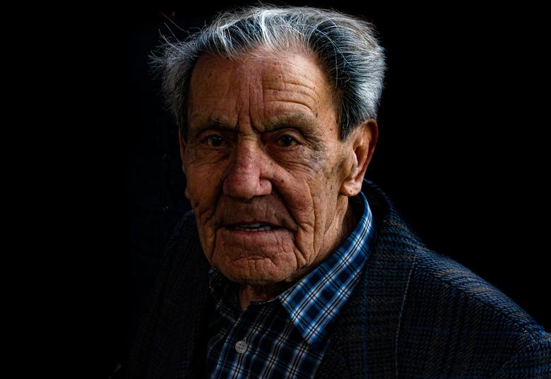 91 jaar oud  - Oom Wout 91 jaar jong! Echt een levensgenieter!