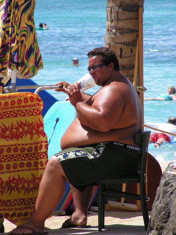 Hang Loose!! - Vrolijke levensgenieter op Waikiki Beach, Honolulu