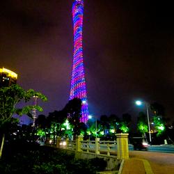 CANTONtower ( China, Guangzhou)