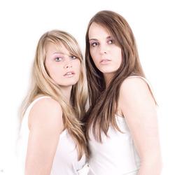 Anouk en Carolien