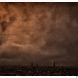 Anvers en brouillard