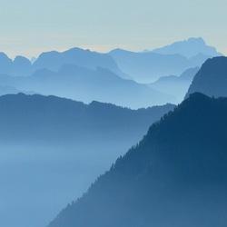 Ticino sunrise!