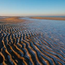 frozen ripples