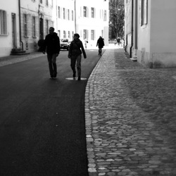 Basel street view