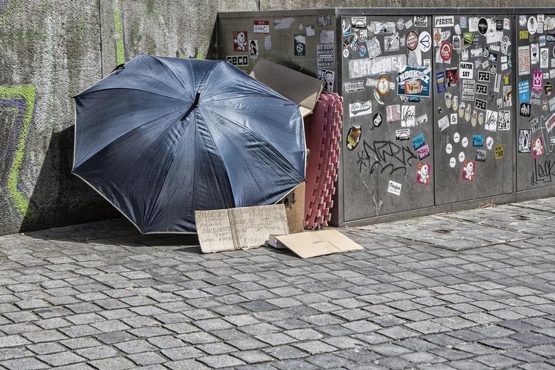 Portugal 29 - Homeless….
