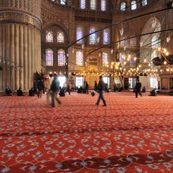 Blauwe moskee 4