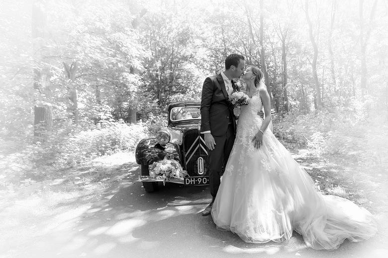 Frank en Elli - bruidspaar