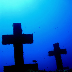 Crosses at Malpique