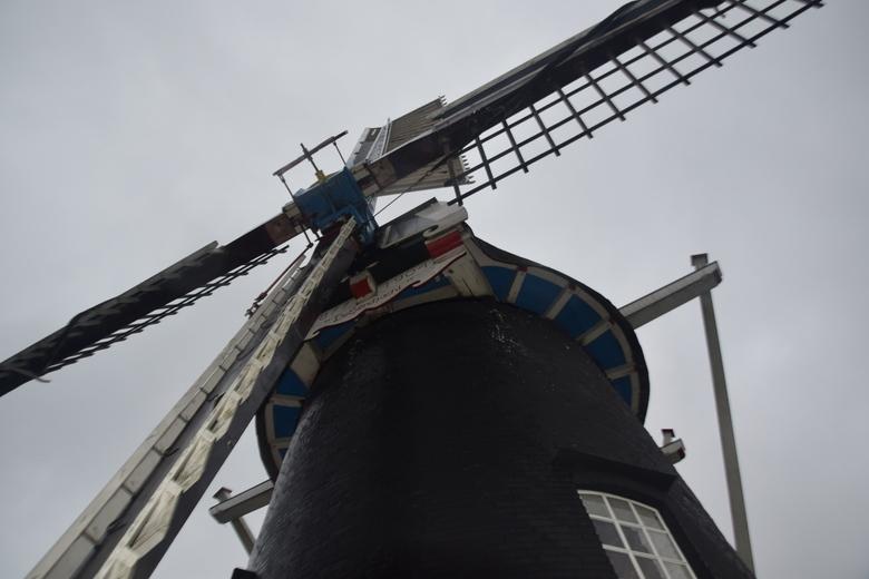 Gieterveen, molen de Eendracht