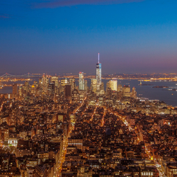 City that never sleeps!