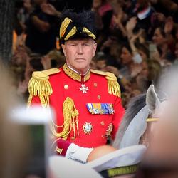 Stalmeester, Kol. b.d. G. Wassenaar, Prinsjesdag 2018