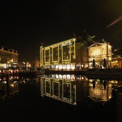 Nacht in Leiden