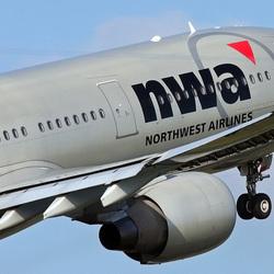 Northwest take-off