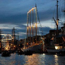Sail by night