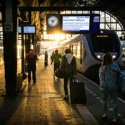 21:41/11A Amsterdam CS - Amersfoort Vathorst