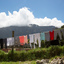Tafelberg vanuit Township gezien