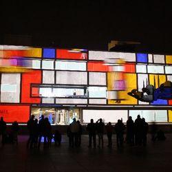 Glow Eindhoven 2011 Gemeentehuis