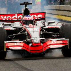 Formule 1 Jenson Button