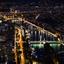 The Seine by night