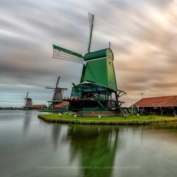 SunRise of the Zaanse Mills