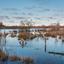 Blauw landschap - foto Bram Beeck
