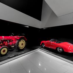 Twee keer Porsche