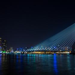 Rotterdam/Erasmusbrug @ Night