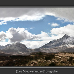 Panorama Cuillin Hills (Skye)