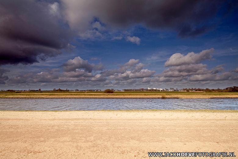 Op de grens van Staphorst en Meppel.