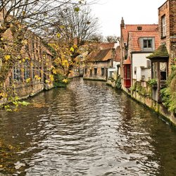 the beauty of brugge