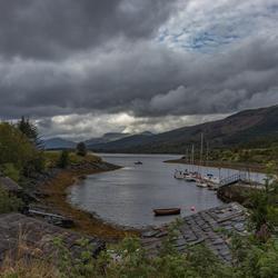 Shiel Bridge Schotland