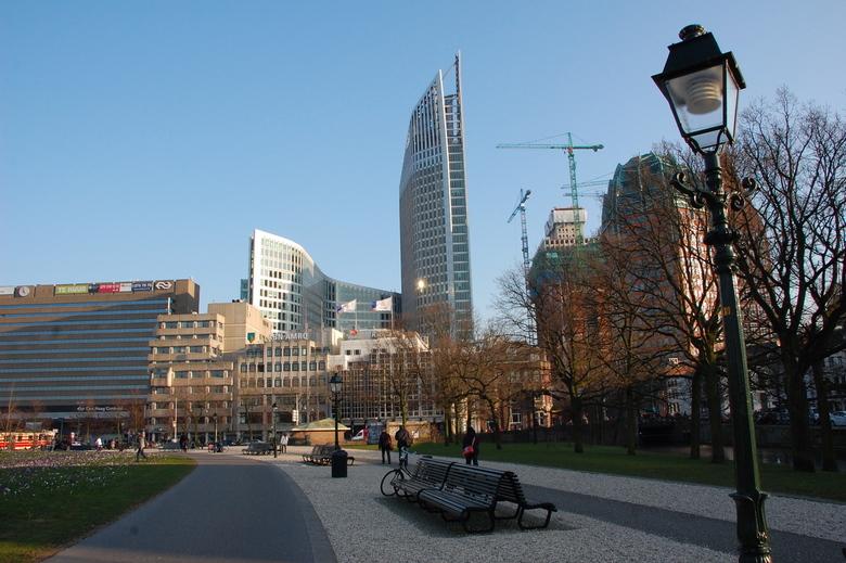 voorjaar! - Voorjaar in Den Haag