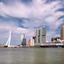 MS Rotterdam doet voor de laatste keer zijn thuishaven aan