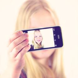 Selfie van selfie??