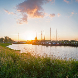 PANORAMA - Woudrichem Old Harbour
