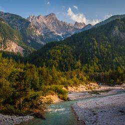 Triglav NP, Slovenië