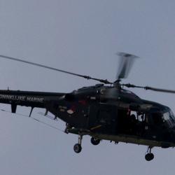 marine helikopter