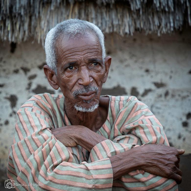 Gambiaanse man
