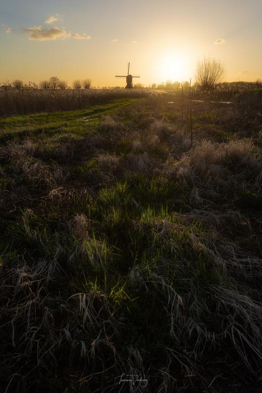 Dutchie - Eens in de zoveel tijd heb ik zin in zo'n echt Hollands landschap ...