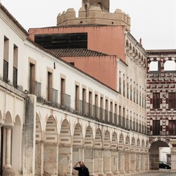 Badajoz à vista