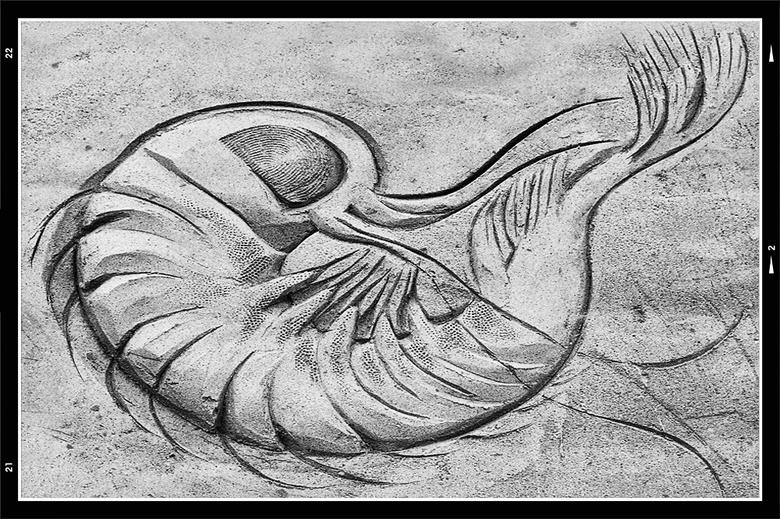 Sand art 01 - Kunst kent heel wat facetten, bekend maar ook wat minder bekende. Zo zijn de zandsculpturen een kunstvorm welke velen misschien niet met