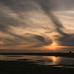 Strand Hargen aan Zee.