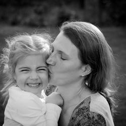 Moeder/dochter liefde