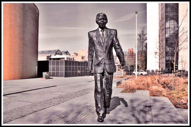 Nelson Mandela ...